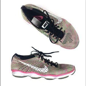 Nike Flyknit Zoom Agility Training Sneakers